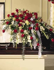 funeral flower services