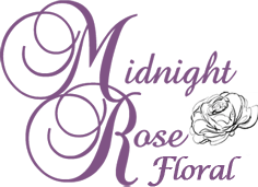 Midnight Rose Floral
